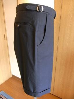 「上質なショートパンツ」&「新型のクールジャケット」 ~ コットン&リネン祭り! 編_c0177259_2235101.jpg