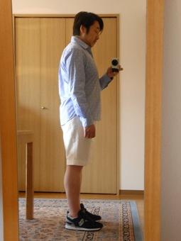 「上質なショートパンツ」&「新型のクールジャケット」 ~ コットン&リネン祭り! 編_c0177259_22431428.jpg
