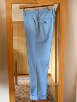 「上質なショートパンツ」&「新型のクールジャケット」 ~ コットン&リネン祭り! 編_c0177259_22491328.jpg