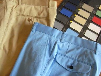 「上質なショートパンツ」&「新型のクールジャケット」 ~ コットン&リネン祭り! 編_c0177259_22525757.jpg