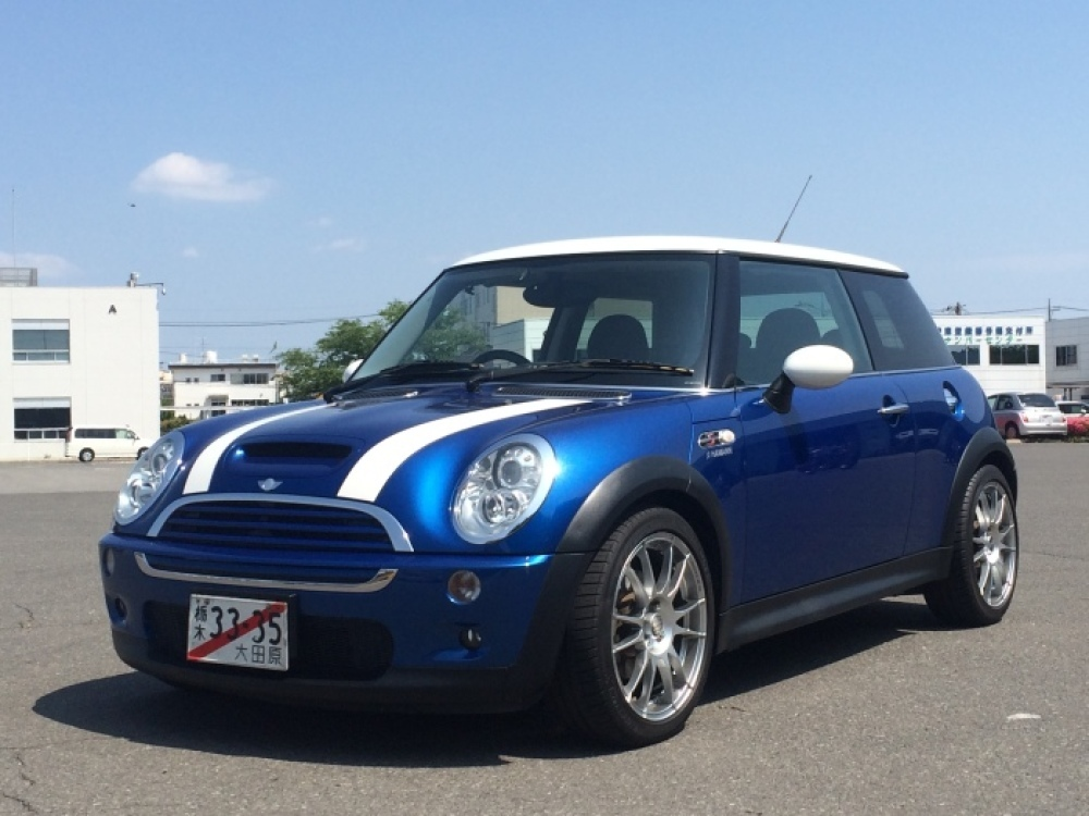 Bmw mini s spin off garage for Garage mini 77