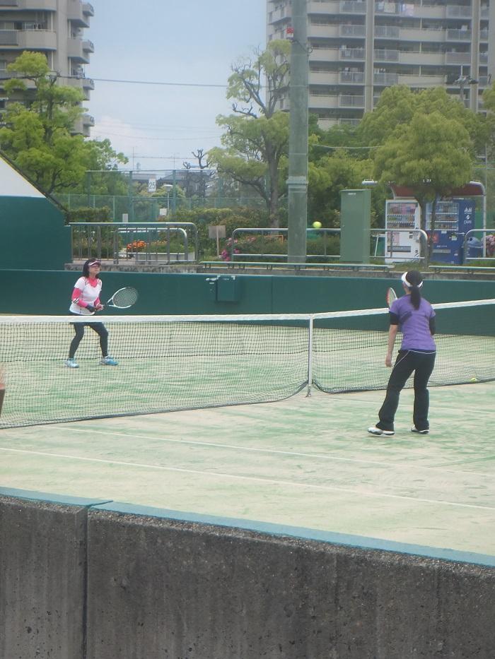 ◆今、テニスが熱い ~マリンテニスパーク北村での試合~_f0238779_752284.jpg