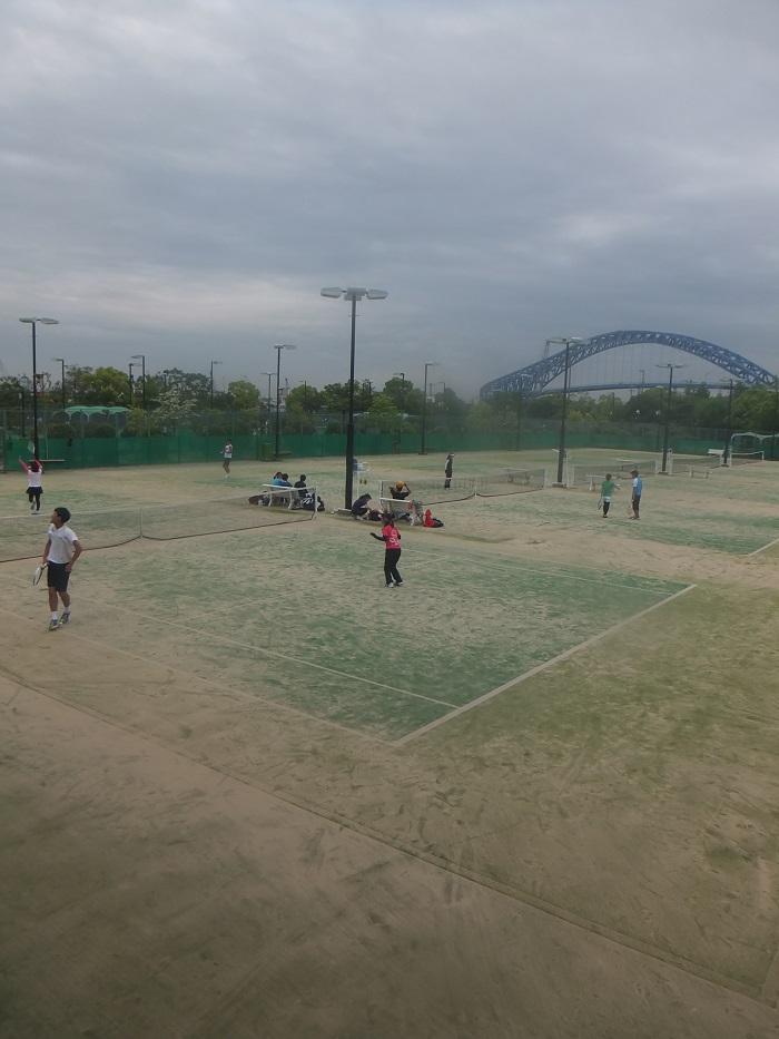 ◆今、テニスが熱い ~マリンテニスパーク北村での試合~_f0238779_754251.jpg