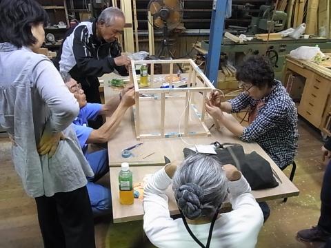 愛媛県建築士会松山支部 南地区・東地区有志による 木造住宅倒壊模型製作_b0186200_06504547.jpg