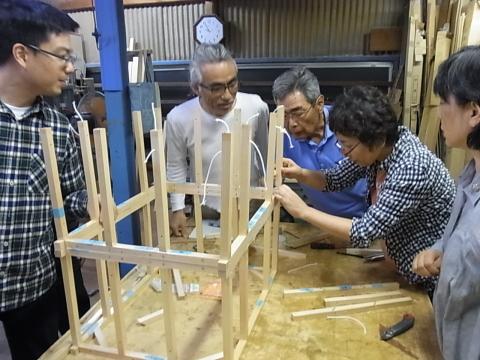 愛媛県建築士会松山支部 南地区・東地区有志による 木造住宅倒壊模型製作_b0186200_06511275.jpg