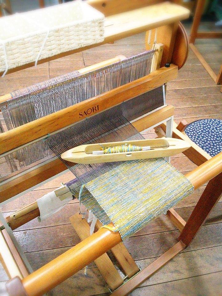 手織り体験をしてきました♪_b0349400_17173761.jpg