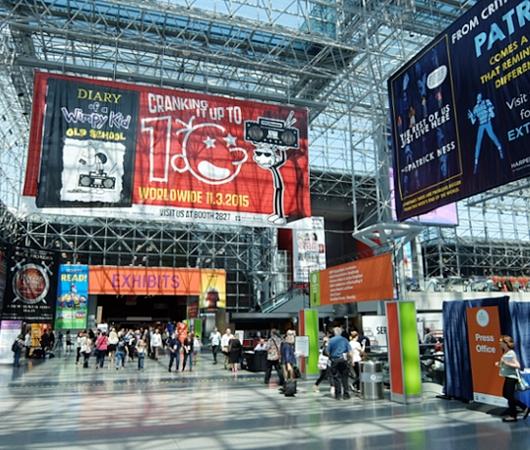 ブック・エキスポ・アメリカ(Book Expo America)へ・・・_b0007805_20573685.jpg