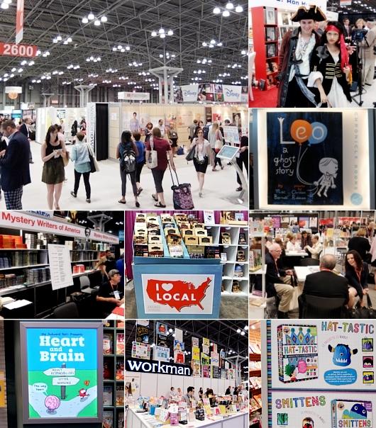 ブック・エキスポ・アメリカ(Book Expo America)へ・・・_b0007805_20582191.jpg