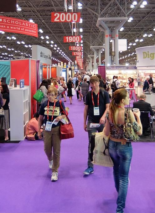 ブック・エキスポ・アメリカ(Book Expo America)へ・・・_b0007805_21341222.jpg