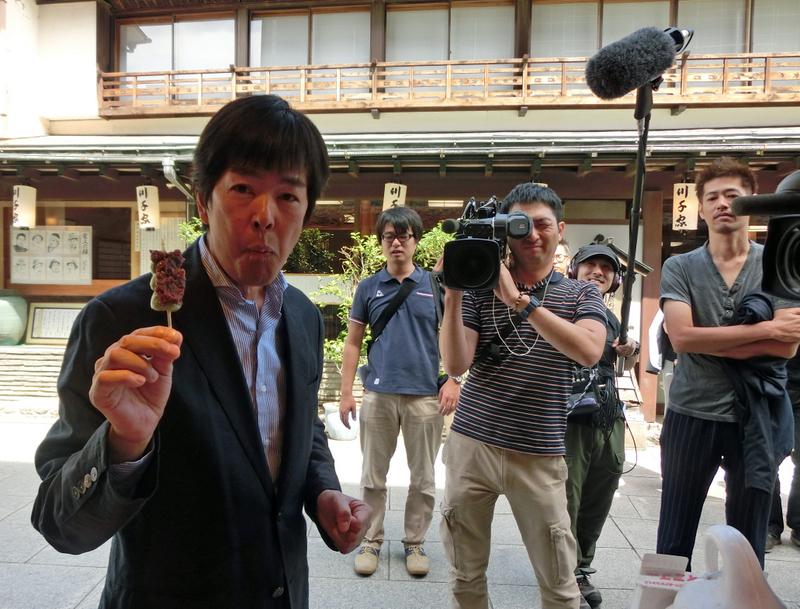 27年6月4日(木)ジャパネット高田さん柴又に_d0278912_21203241.jpg