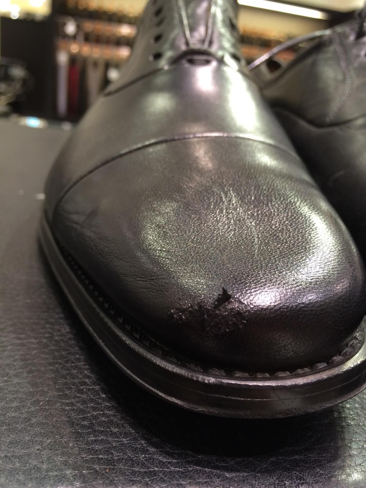 そこそこ履き込んだ靴のお手入れ方法_b0226322_12225713.jpg