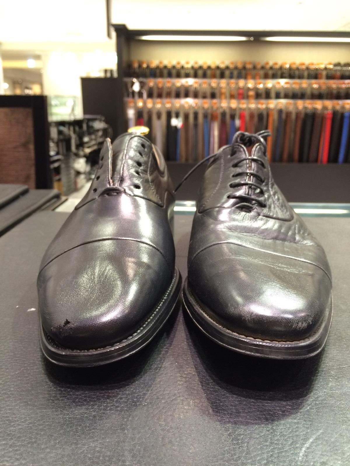 そこそこ履き込んだ靴のお手入れ方法_b0226322_12232944.jpg