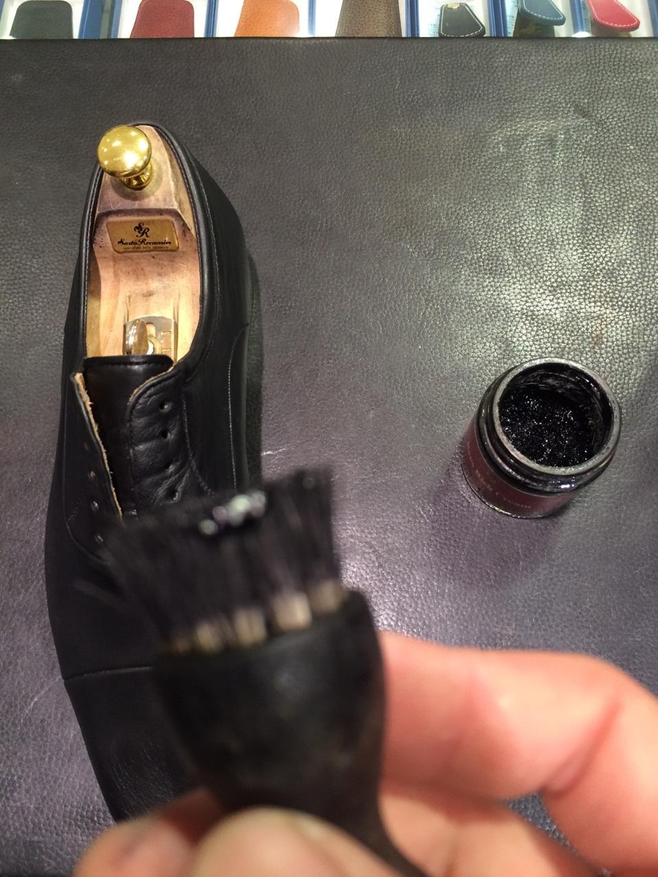 そこそこ履き込んだ靴のお手入れ方法_b0226322_12233213.jpg