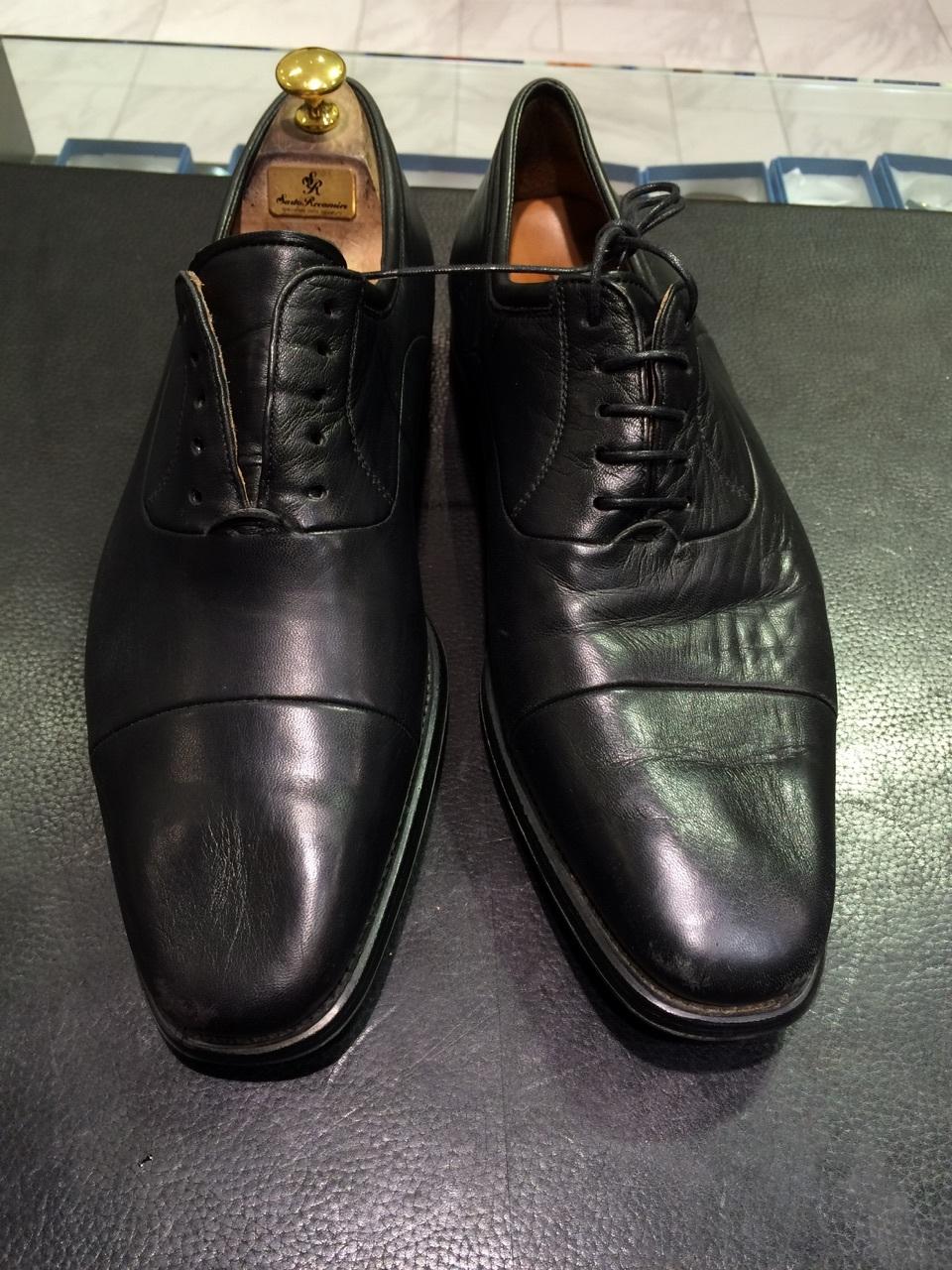 そこそこ履き込んだ靴のお手入れ方法_b0226322_12233862.jpg