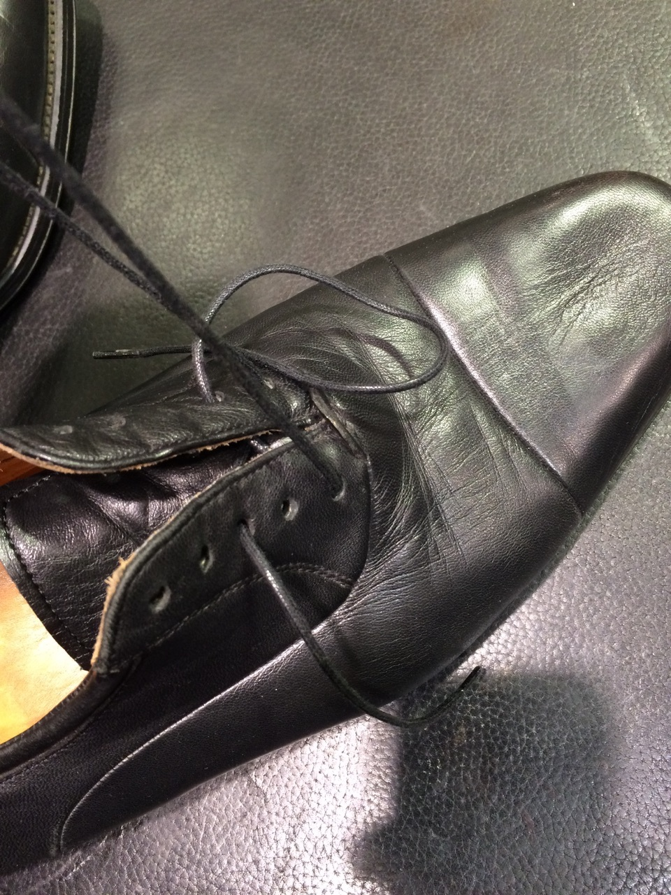 そこそこ履き込んだ靴のお手入れ方法_b0226322_12240182.jpg