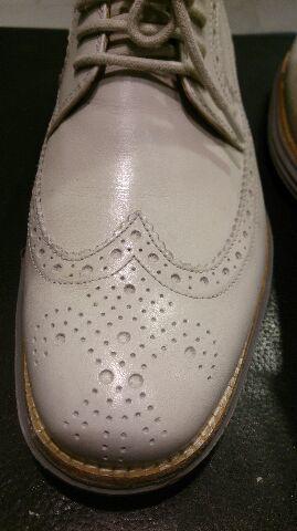 オフホワイトの靴のケア_b0226322_17462909.jpg