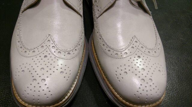 オフホワイトの靴のケア_b0226322_17465642.jpg