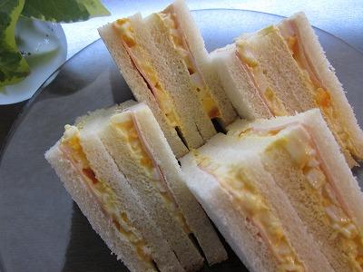 サンドイッチ サンドイッチ_b0141230_23192583.jpg
