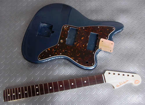 「Suomi Blue MetallicのPsychomaster」の塗装が完了!_e0053731_1504787.jpg