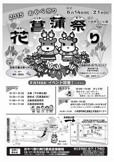 2015年 花菖蒲祭り_c0208355_1348253.jpg