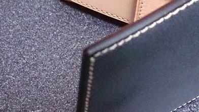 二つ折り財布を買いました 『万双』ブライドルミニ財布【前編】_c0364960_19441344.jpg
