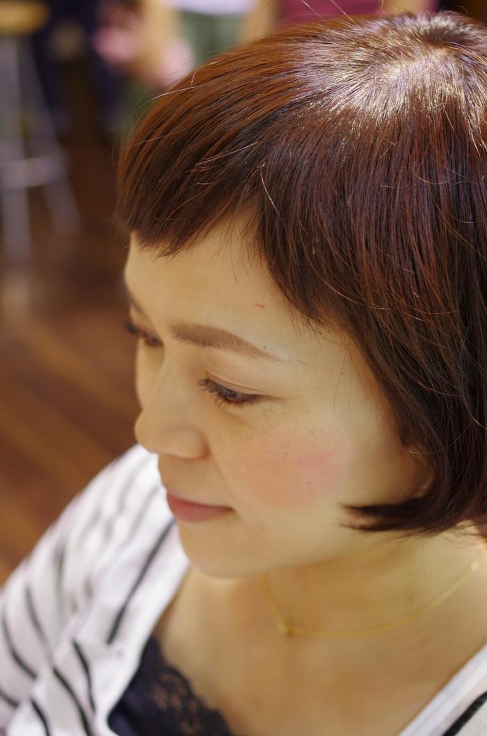 前髪短めボブ!!!_a0272765_17171155.jpg