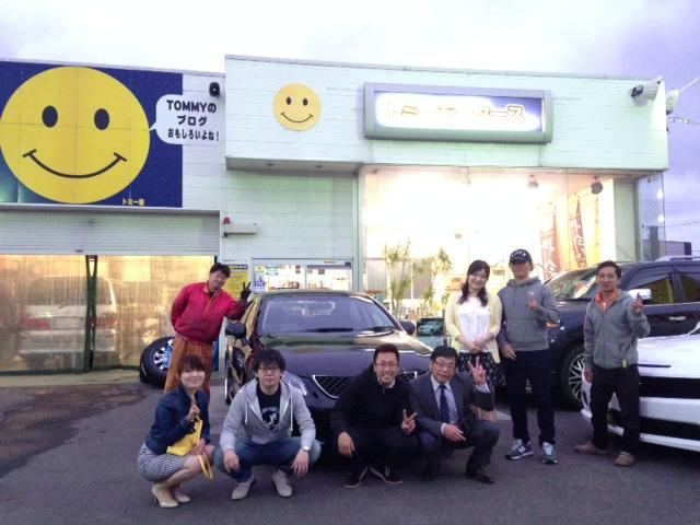6月5日 金曜日!店長のニコニコブログ!! ランクル ハマーの専門店!_b0127002_21405152.jpg