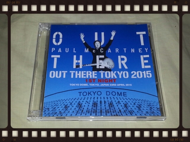 PAUL McCARTNEY / OUT THERE TOKYO 2015 1ST NIGHT_b0042308_11101662.jpg