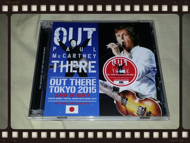 PAUL McCARTNEY / OUT THERE TOKYO 2015 2ND NIGHT_b0042308_202255.jpg