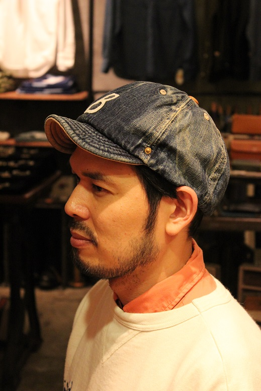 """ANACHRONORM \""""BEAT INITIAL CAPS & HAT by DECHO\"""" ご紹介_f0191324_9163435.jpg"""