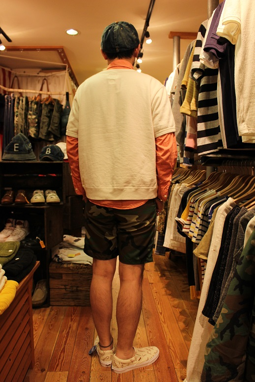 """ANACHRONORM \""""BEAT INITIAL CAPS & HAT by DECHO\"""" ご紹介_f0191324_9165578.jpg"""