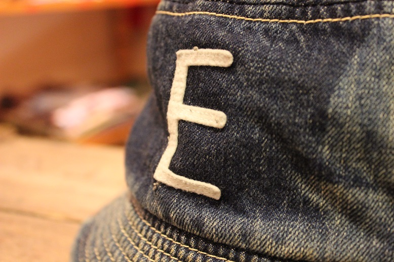 """ANACHRONORM \""""BEAT INITIAL CAPS & HAT by DECHO\"""" ご紹介_f0191324_9172457.jpg"""