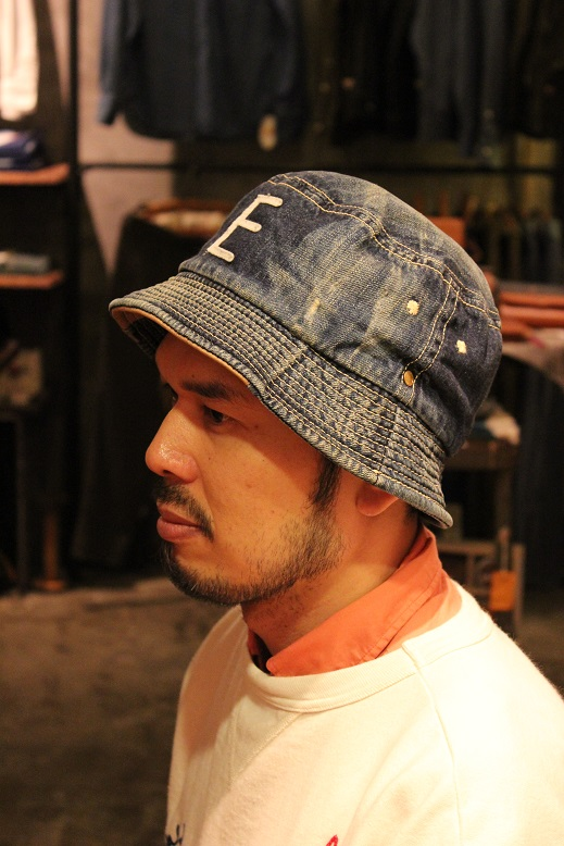 """ANACHRONORM \""""BEAT INITIAL CAPS & HAT by DECHO\"""" ご紹介_f0191324_917508.jpg"""