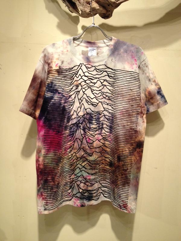 Fac-10 ALL OVER PRINT Tee (spotted dye)_f0126931_2129664.jpg