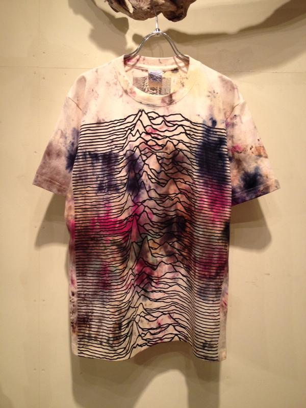 Fac-10 ALL OVER PRINT Tee (spotted dye)_f0126931_2129712.jpg