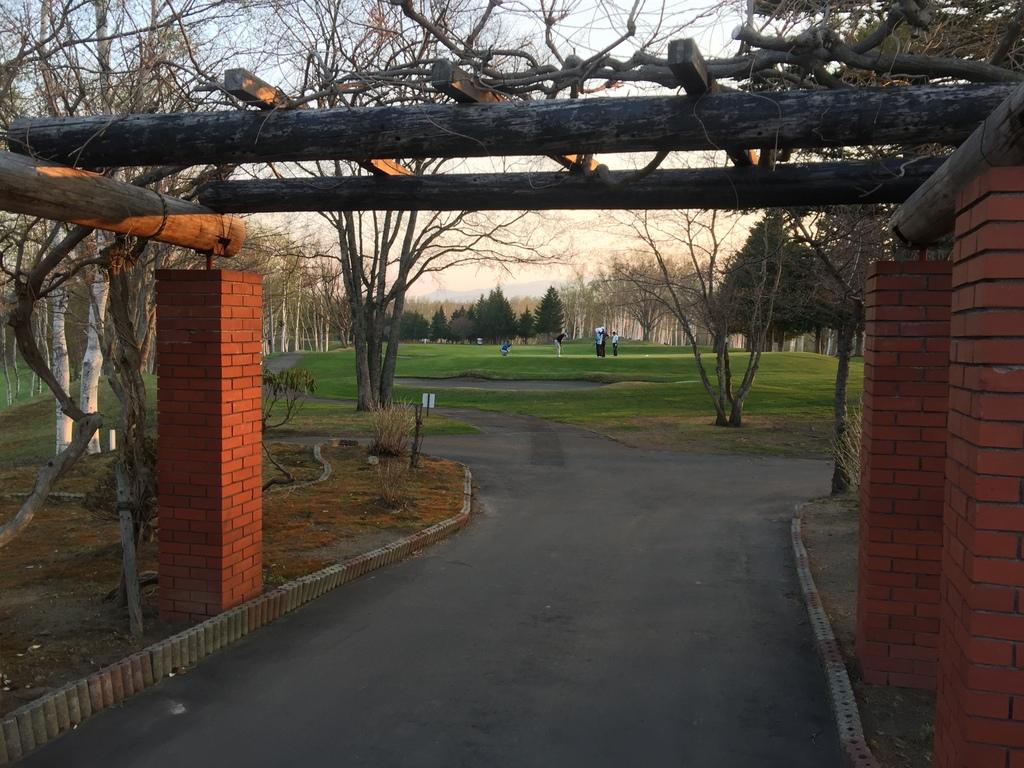 ゴルフ始め_f0209434_21492976.jpg