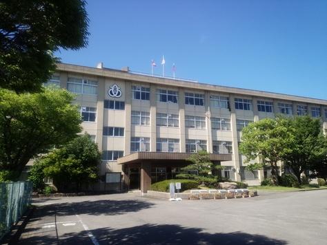 安城南高等学校