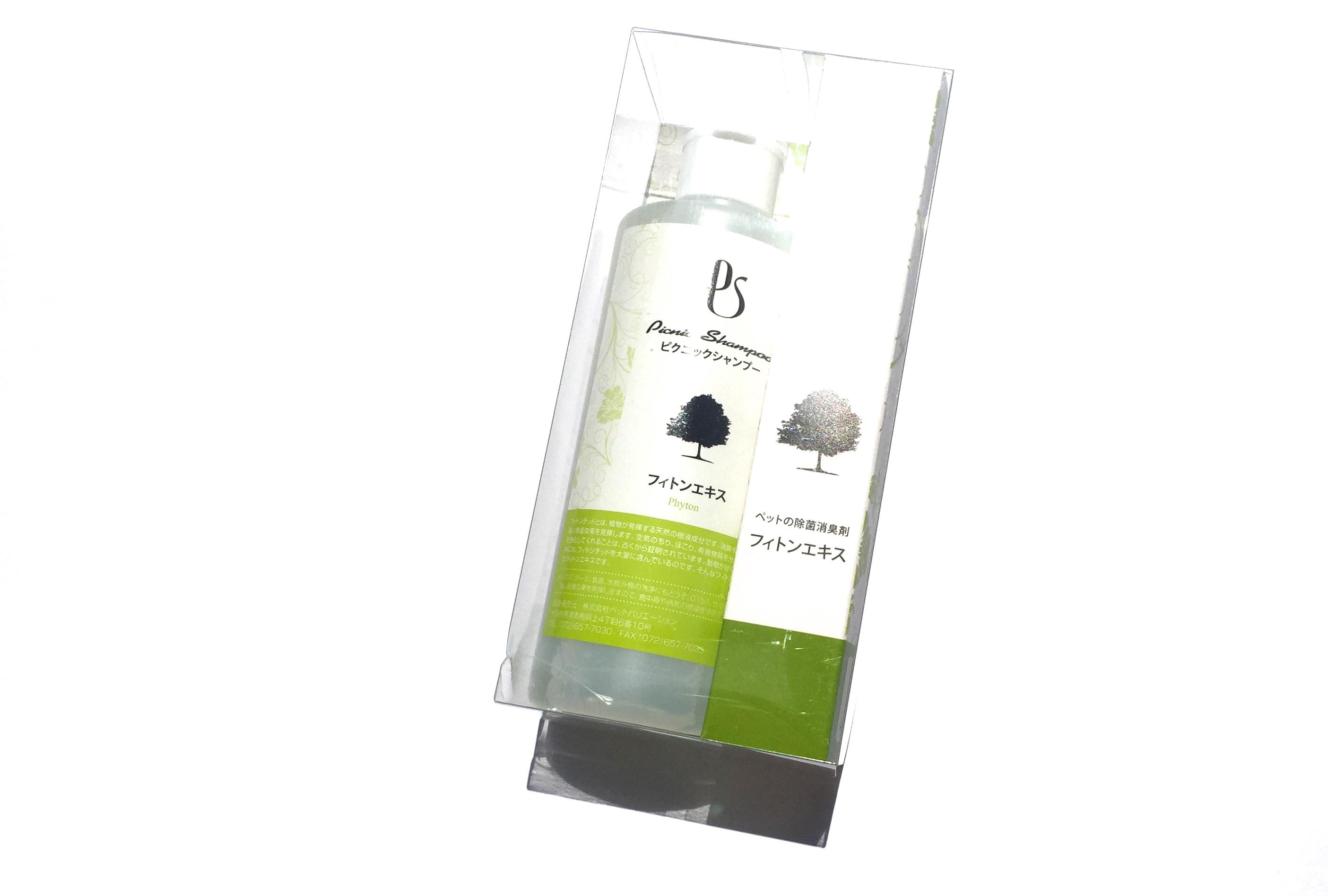 Picnic Shampoo  PHyton Extract ピクニック シャンプーフィトン エキス_d0217958_1136672.jpg