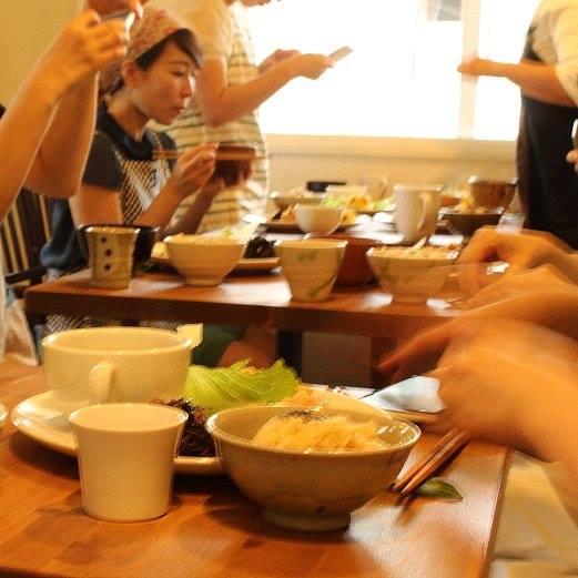 森カフェさんでの出張レッスン、終わりました。_b0252363_23254710.jpg