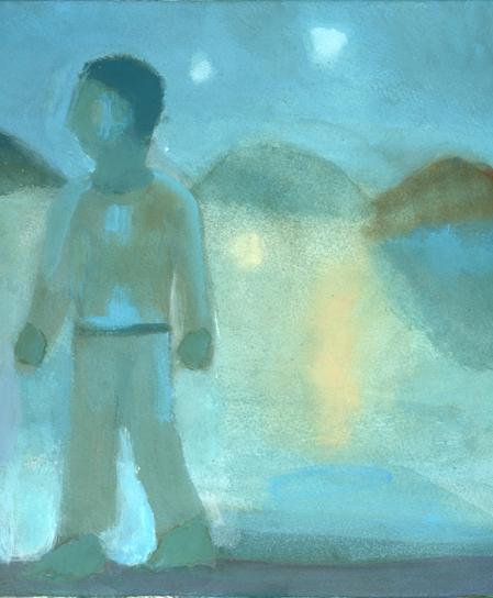 illustration break-夜のふしぎ_b0194880_18471823.jpg