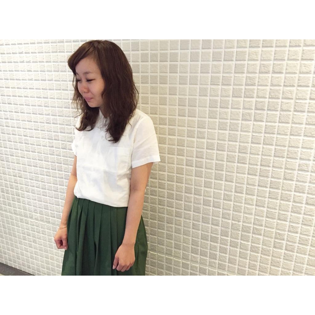 ラップ風スカート_e0272788_17111114.jpg