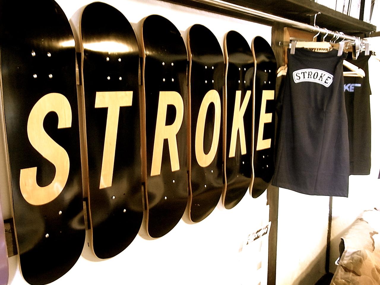 6/6 STROKE PRINT&STENCIL WORKS !!!!_d0101000_19194748.jpg