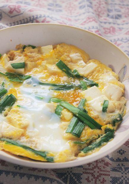 ニラ の 卵 とじ 豚バラ肉のスタミナニラ玉炒め 作り方・レシピ