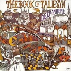 Deep Purple「The Book of Taliesyn」(1968)_c0048418_20535948.jpg