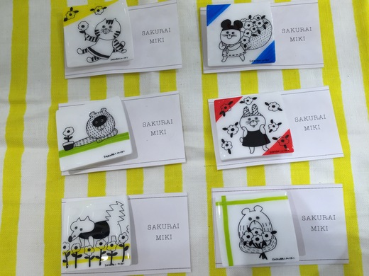 6/5~6/17 SAKURAI MIKI 個展『maru Sankaku Shikaku』開催のお知らせ_f0010033_13411280.jpg
