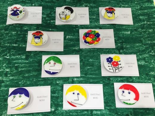 6/5~6/17 SAKURAI MIKI 個展『maru Sankaku Shikaku』開催のお知らせ_f0010033_1341218.jpg