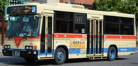 宇部市交通局 いすゞKC-LR333J +IBUS_e0030537_22283543.jpg