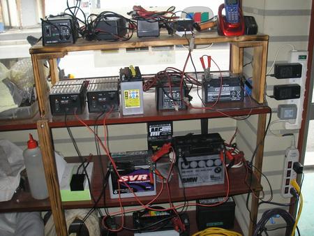 預かり車両のバッテリーの管理_e0218639_11494413.jpg