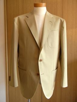 「上質なショートパンツ」&「新型のクールジャケット」 ~ コットン&リネン祭り! 編_c0177259_1642379.jpg