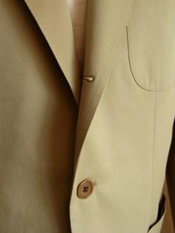 「上質なショートパンツ」&「新型のクールジャケット」 ~ コットン&リネン祭り! 編_c0177259_1643421.jpg
